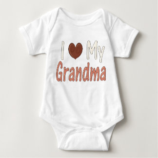 Country Collection I Love My Grandma Shirt
