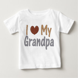 Country Collection I Love My Grandpa Shirt