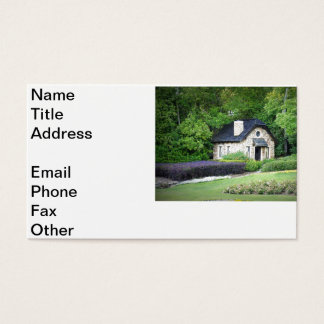 Country Cottage Business Card