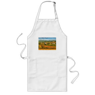 Country - Cows Grazing Long Apron