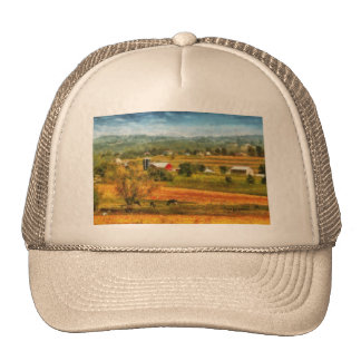 Country - Cows Grazing Trucker Hat
