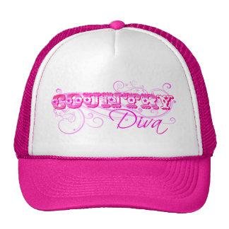 Country Diva Chic Trucker's Hat