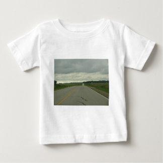Country Driving - Long Road - Green Grass Shirt