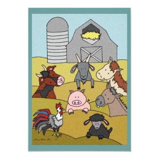 Country Farmlife 8 Card