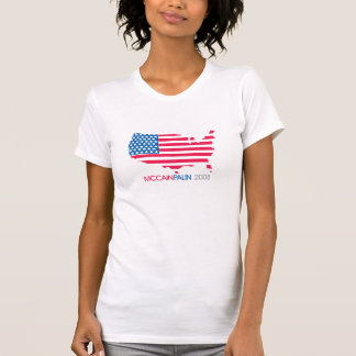 Country First (White) Tee Shirts