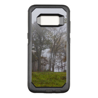 Country Foggy Fall Morning OtterBox Commuter Samsung Galaxy S8 Case