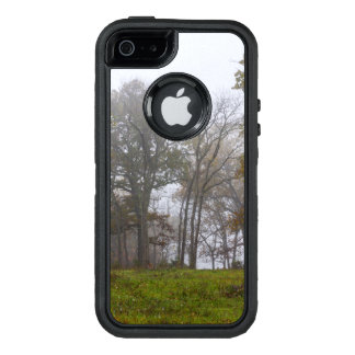 Country Foggy Fall Morning OtterBox iPhone 5/5s/SE Case