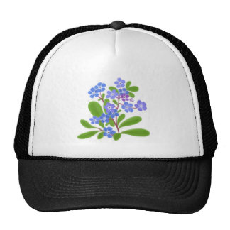 Country Forget Me Nots Cap