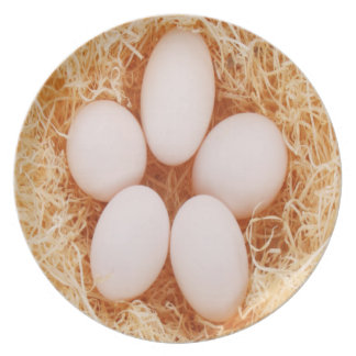 Country Fresh Eggs Decorative Wall Plate