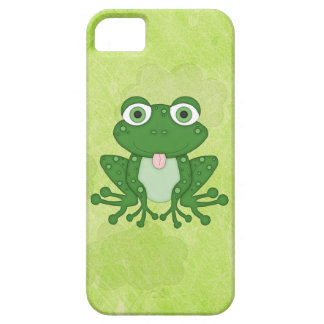 Country Frog iPhone 5 case mate barely there