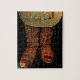 COUNTRY FROM HEAD TO TOE Puzzle by Bob Hall