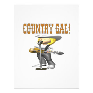Country Gal Flyers
