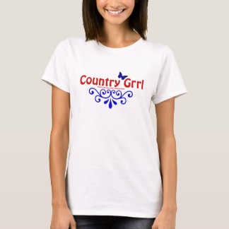 Country Grrl T-Shirt