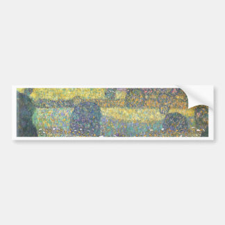 Country House by the Attersee cool Bumper Sticker
