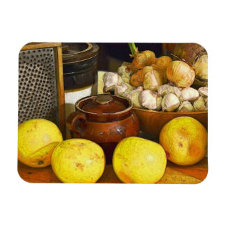 Country Kitchen Magnet