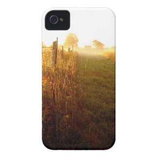 Country Lane, northern Ontario Canada Case-Mate iPhone 4 Case