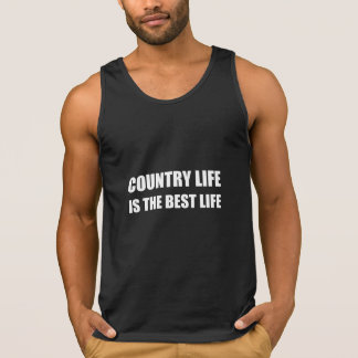 Country Life Best Life Singlet