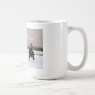 Country living. coffee mug