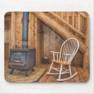 Country Living Mouse Pad