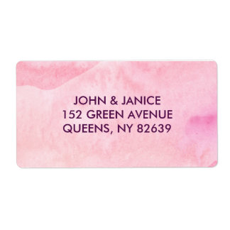 Country Mandala Wedding Collection Address Labels