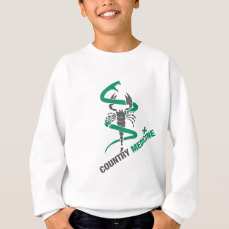 Country Medicine - Snake / Scorpion Sweatshirt
