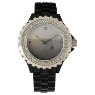 Country Morning Wrist Watch