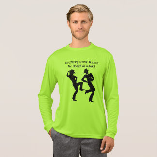 COUNTRY MUSIC MAKES ME DANCE T-Shirt