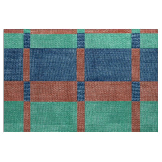 Country plaid  fabric by Lighthouse Route ™