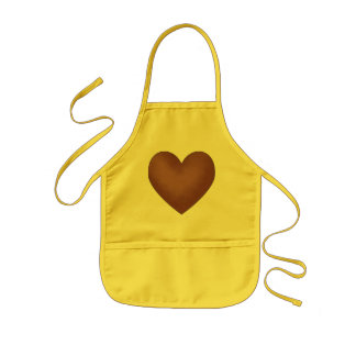 Country Red Heart Kids' Apron