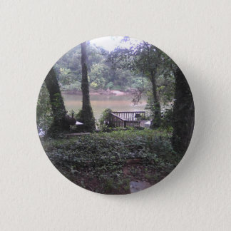 Country River 6 Cm Round Badge