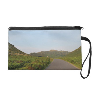 Country Road. Wristlet Clutches