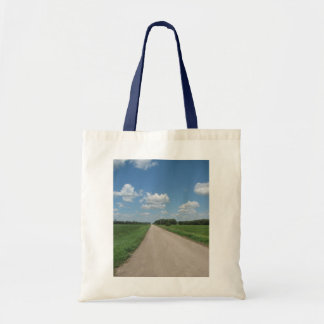 Country Road Budget Tote Bag