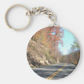 Country Road Key Ring