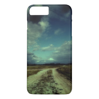 Country road leading to the church iPhone 7 plus case