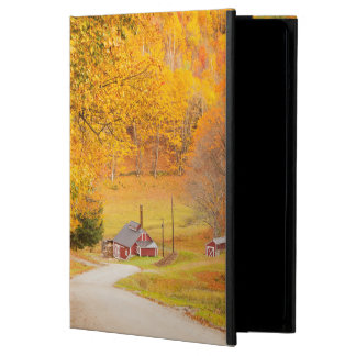 Country Road Leading To The Sugar Mill iPad Air Cover