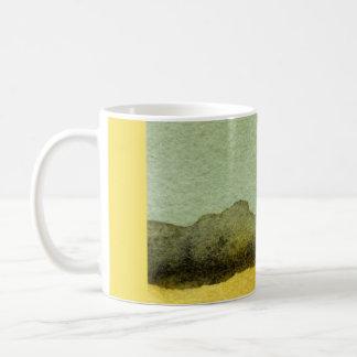 Country Road Mug rocks sand mountains hills