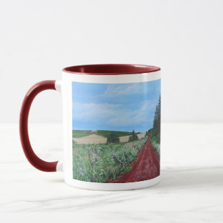 Country Road, PEI Mug