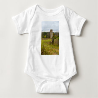 Country Silo Baby Bodysuit