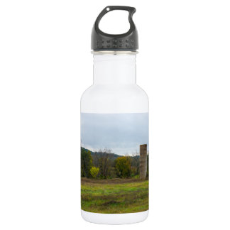 Country Silo Landscape 532 Ml Water Bottle