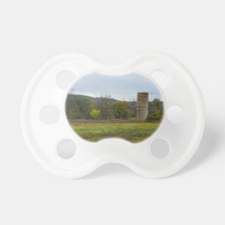 Country Silo Landscape Dummy