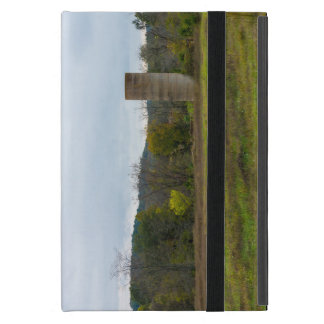 Country Silo Landscape iPad Mini Case