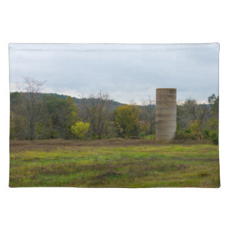 Country Silo Landscape Placemat