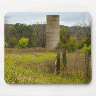 Country Silo Mouse Pad