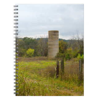 Country Silo Notebooks