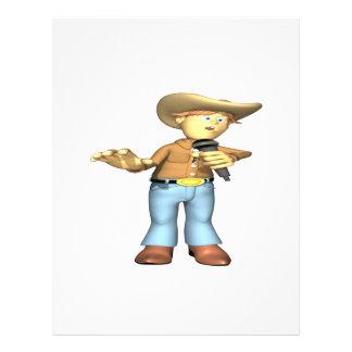 Country Singer 4 Custom Flyer