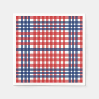 Country Spirit Veterans Day Party Paper Napkins Disposable Napkin