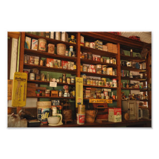 Country Store Photo Print