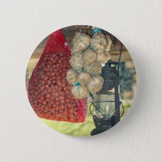 Country stuff 6 cm round badge