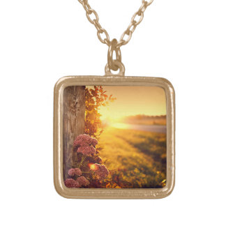 Country Sunset Pendant
