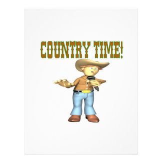 Country Time Flyers